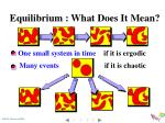 equilibrium what does it mean3