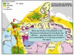 canada s north map of petroleum potential