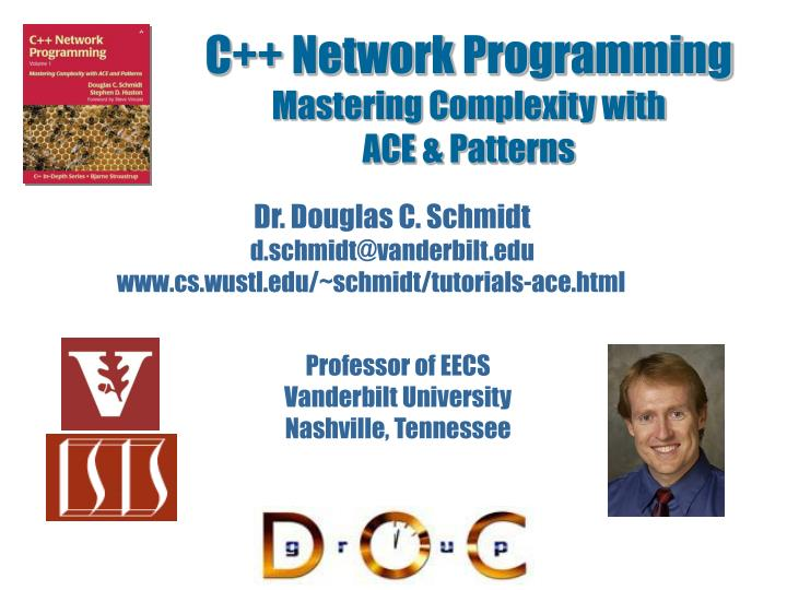 C network programming mastering complexity with ace patterns
