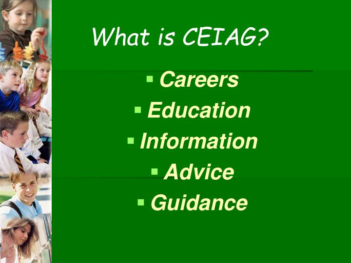 What is ceiag