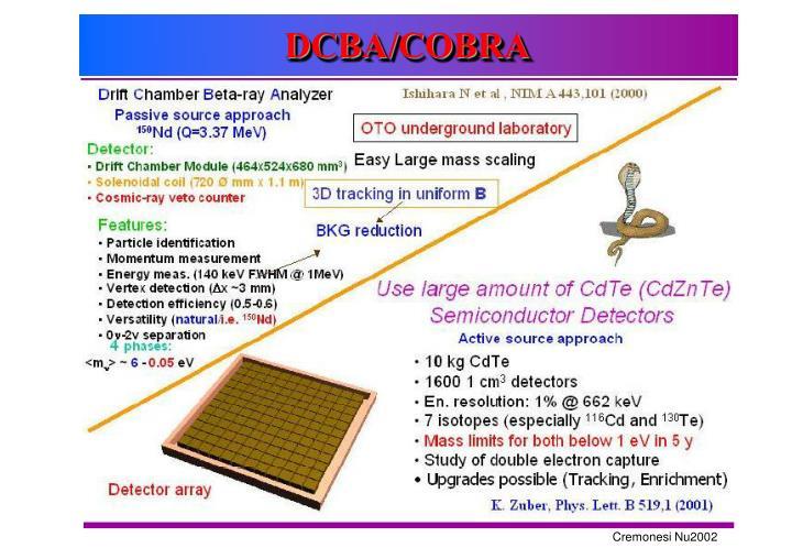 DCBA/COBRA