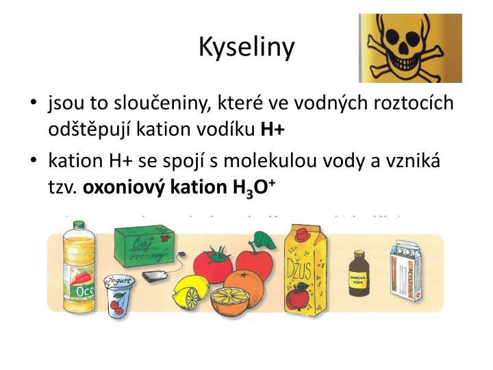 Kyseliny1