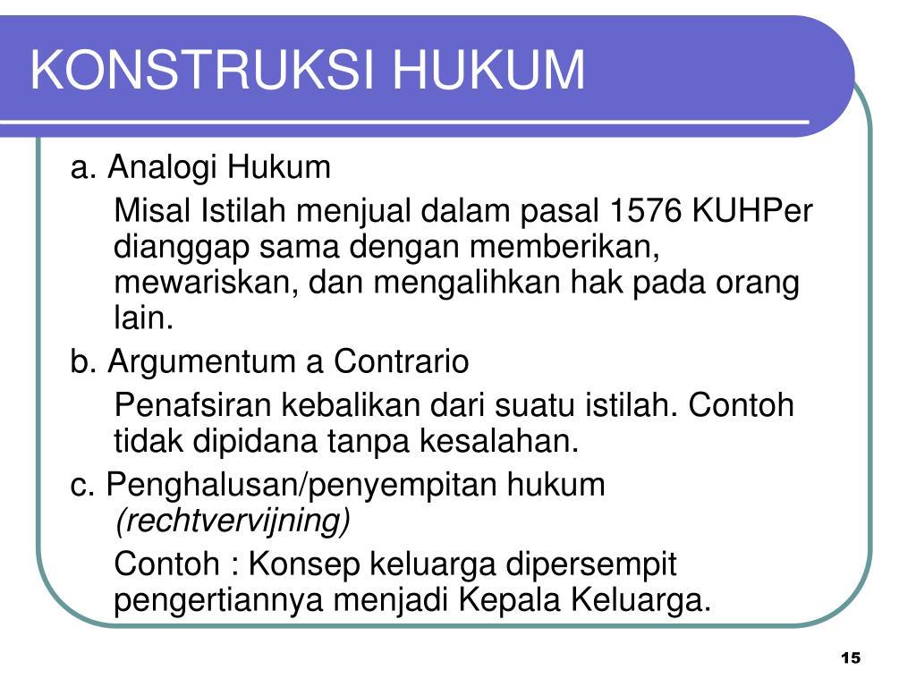 Image Result For Konstruksi Hukumogi