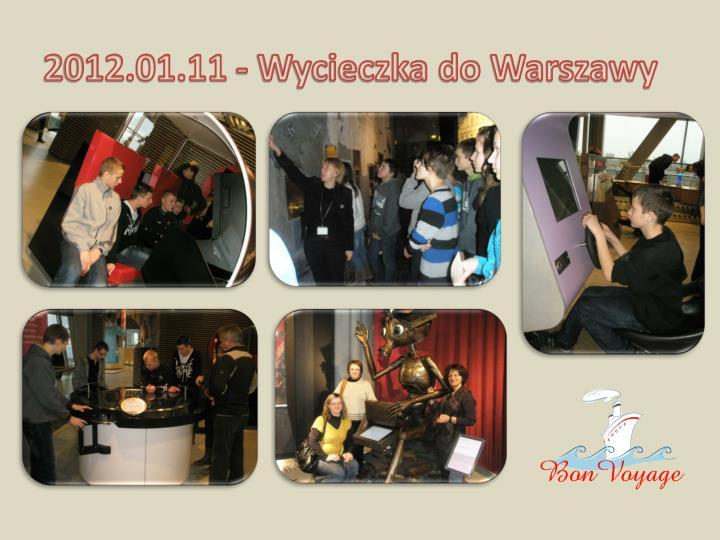 2012.01.11 - Wycieczka do Warszawy