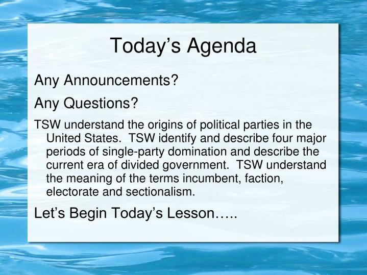 party dealignment in the era of divided government Chapter 12 political parties - study questions discuss the party-in-government, including the role of parties in all three and what is meant by a party era.
