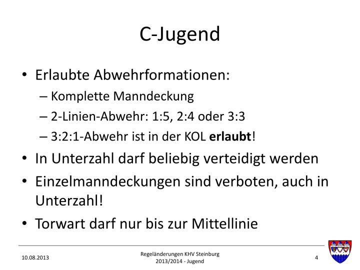 C-Jugend