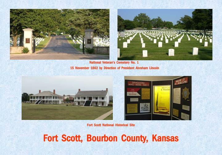 National  Veteran's  Cemetery  No.  1