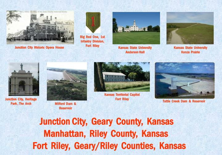 Big  Red  One,  1st   Infantry  Division,  Fort  Riley