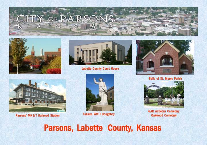 Labette  County  Court  House