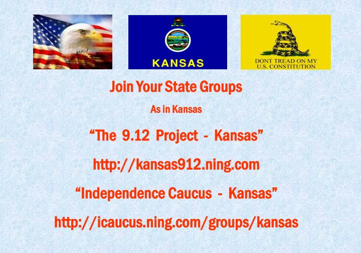 Join Your State Groups