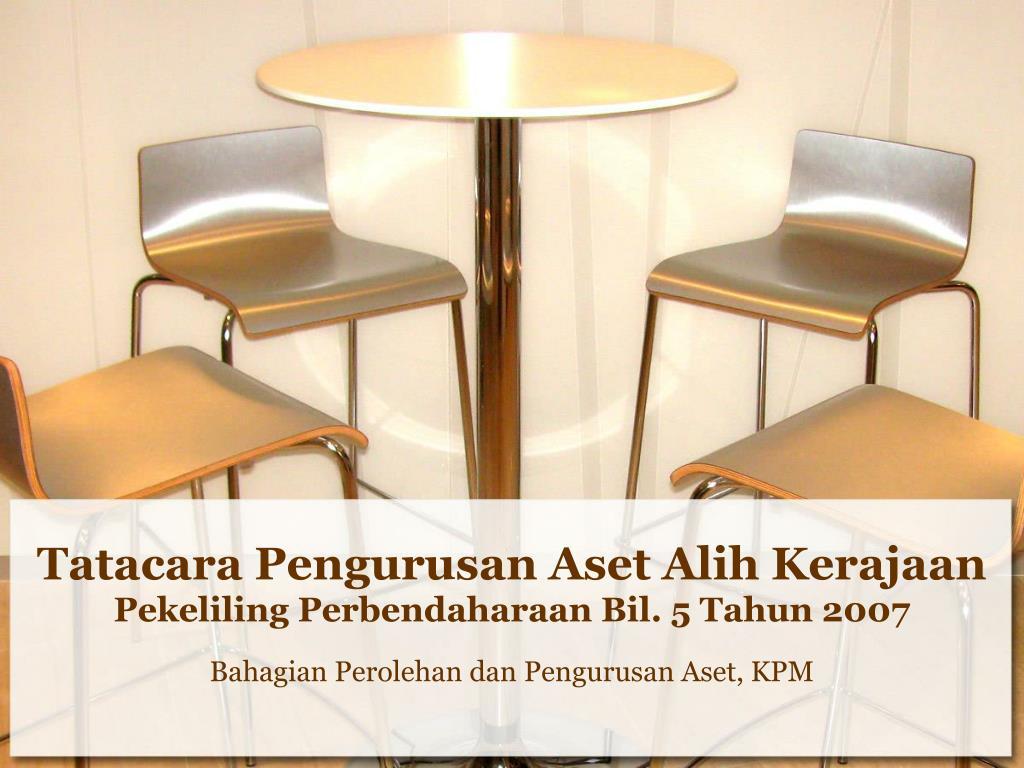 Ppt Tatacara Pengurusan Aset Alih Kerajaan Powerpoint Presentation Free Download Id 5609273