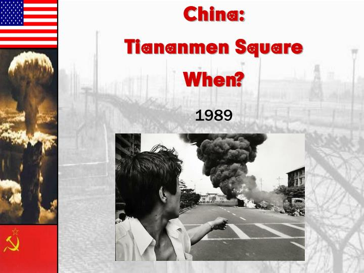 China: