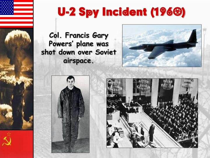 U-2 Spy Incident (1960)