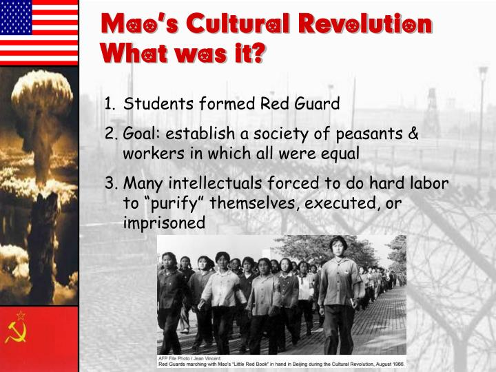 Mao's Cultural Revolution– What was it?