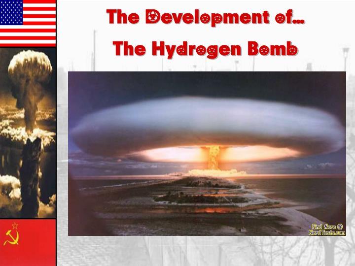 The Development of…