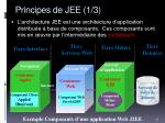 principes de jee 1 3