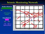 seismic monitoring network1
