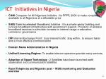 ict initiatives in nigeria