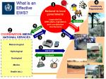 what is an effective ews