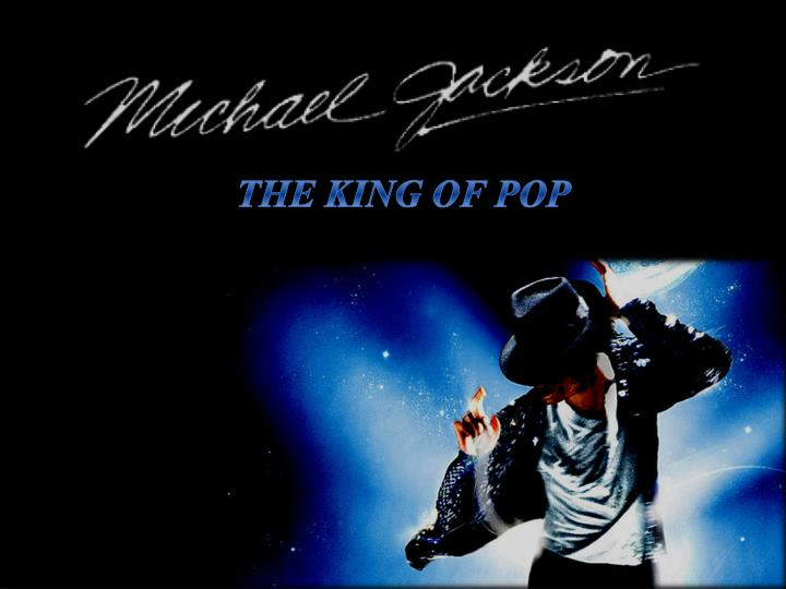 the king of pop n.