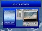 live tv streams