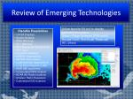 review of emerging technologies1