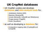 uk cropnet databases