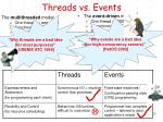 threads vs events