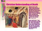 christian understanding of death1