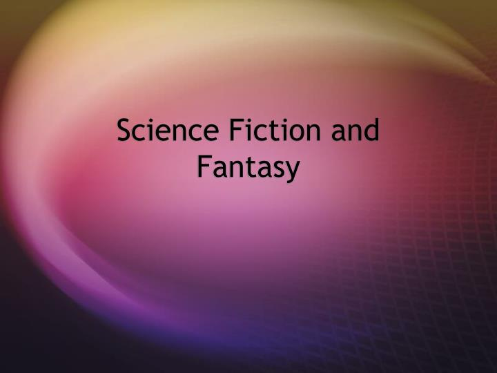 essays science fiction elements Free science fiction papers, essays, and research papers.