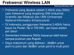 teknologi wireless lan1