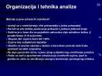 organizacija i tehnika analize18