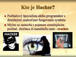 kto je hacker