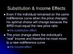 substitution income effects