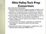 ohio valley tech prep consortium1