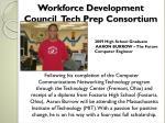 workforce development council tech prep consortium1