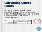 calculating course points1