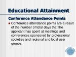 educational attainment2