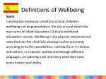definitions of wellbeing3