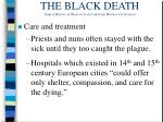 the black death from a history of western society from western civilization1
