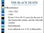 the black death from a history of western society from western civilization2