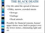 the black death from a history of western society4