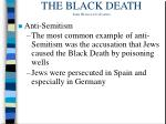 the black death from western civilization