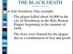 the black death from western civilization1