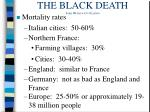 the black death from western civilization7