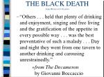 the black death from western civilization8