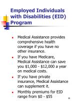 employed individuals with disabilities eid program1