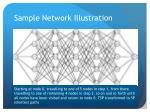 sample network illustration