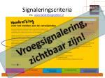 signaleringscriteria1