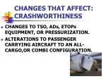 changes that affect crashworthiness2